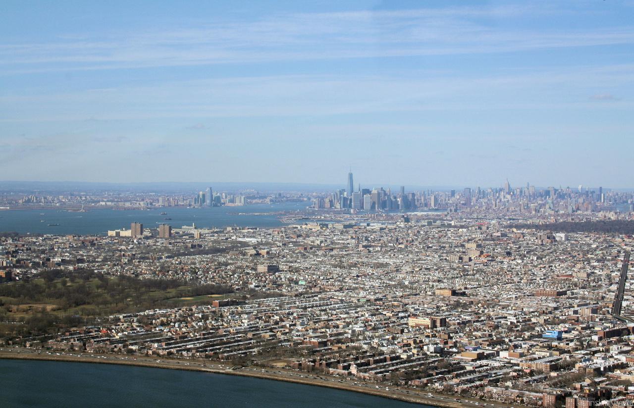 Manhattan kommt immer näher