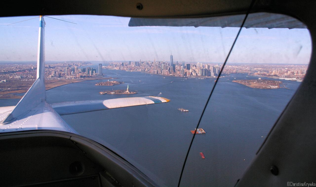 Auf wiedersehen Manhattan!