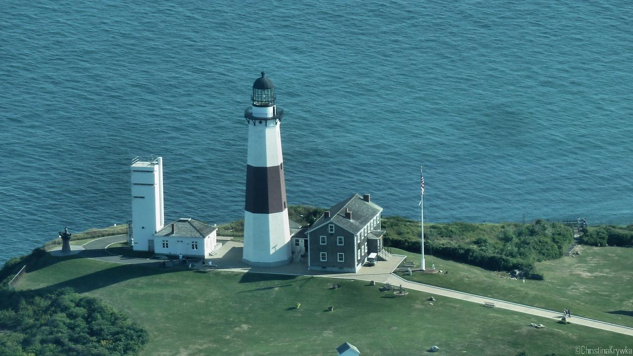Der Leuchtturm von Montauk - hier ist Long Island definitiv zu Ende