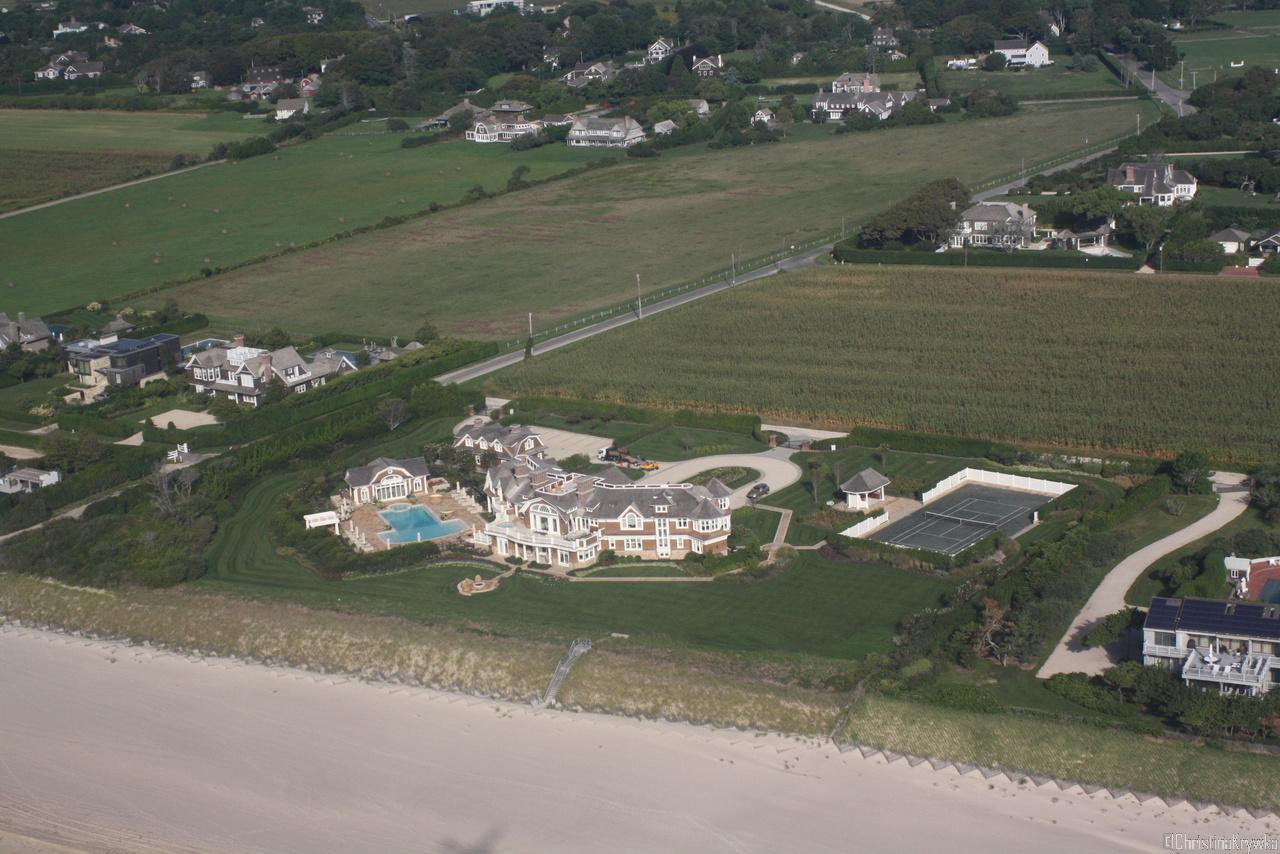 Das Poolhaus hat auch einen schönen Blick (Sagaponack, 239 Gibson Ln)